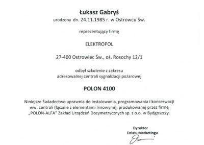 Polon Alfa ŁG 4100